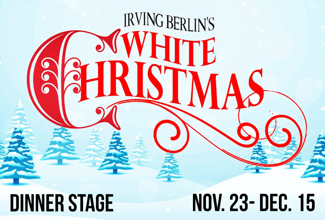 white christmas backdoor theatre